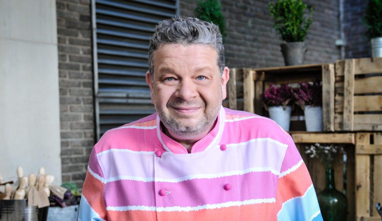 Alberto Chicote, en Pesadilla en la cocina