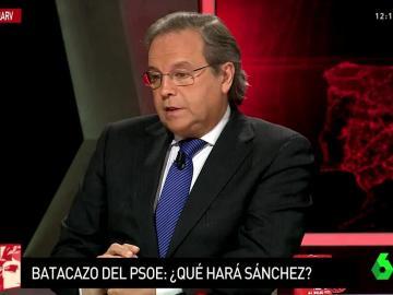"""Carmona: """"Primero hay que solucionar el problema de España; luego van los intereses particulares u orgánicos"""""""
