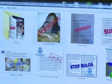 Secuestros exprés, droga camuflada en golosinas para niños o atentados: los bulos más extendidos en 'Whatsapp'