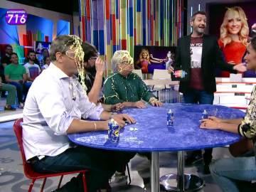 'Zapeando things', el nuevo juego de la SemAnna donde las zapeadoras atacan con confeti