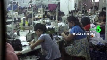 Jalis de la Serna viaja hasta 'China, la fábrica del mundo', este martes en Enviado especial