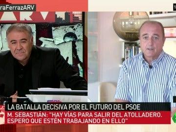 """Miguel Sebastián: """"El PSOE se está jugando su propia existencia"""""""