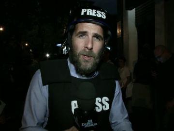 El reportero de 'guerra' Gonzo