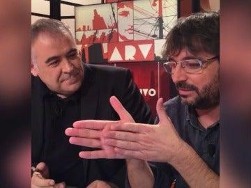 """'Astral' no es un Salvados más para Jordi Évole: """"Seguimos estando allí desde que nos bajamos del barco"""""""