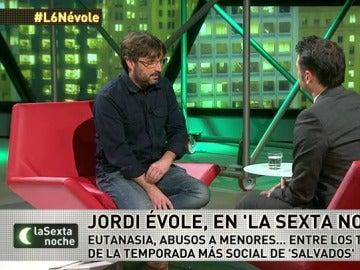 """Jordi Évole se adentra este domingo en la controvertida polémica de la eutanasia: """"Es de esas entrevistas que te dejan muy tocado"""""""