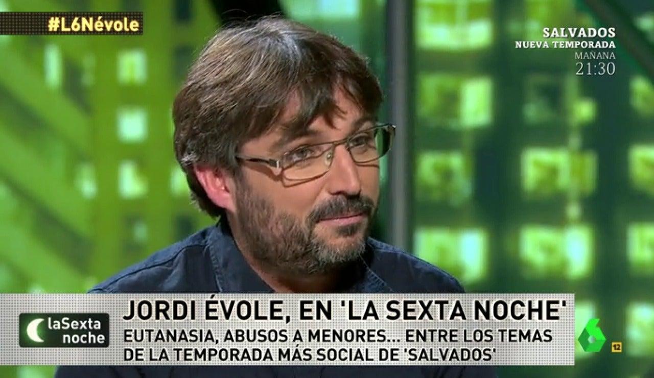 "Jordi Évole: ""Vamos a hacer un 'Salvados' sobre Mercadona como fénomeno social"""