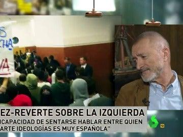 "Pérez-Reverte, sobre el boicot a Felipe González: ""Hay que ser idiota para negarse a escuchar incluso a tu peor enemigo"""