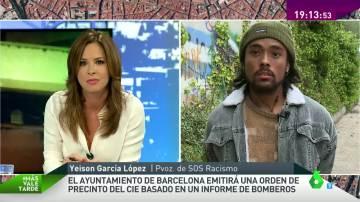 """García López portavoz de Sos Racismo: """"La propia existencia de los CIE supone vulnerar los derechos humanos"""""""
