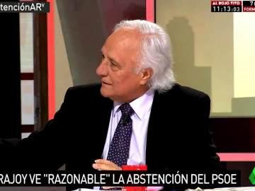 """Raúl del Pozo: """"La gran triunfadora del Comité Federal es Susana Díaz, va a entrar en andas en la historia del PSOE y de España"""""""