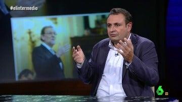 """Ignacio Sánchez: """"El PSOE se ha abierto en canal para permitir que gobierne su rival, es algo que deja perplejo"""""""