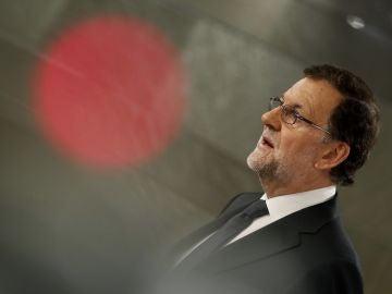 Rajoy acepta el encargo del rey de ser nuevamente candidato al Gobierno y será investido el sábado