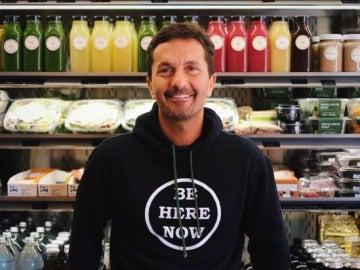 Khalil Rafati, propietario de SunLife Organics