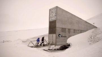 """Jalis de la Serna visita la Bóveda del Juicio Final: """"Si todo el hielo del mundo se derritiera, esto seguiría seco"""""""