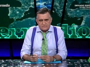 """Wyoming: """"La investidura no puede ser el sábado. Rajoy tiene un compromiso más importante, juega el Madrid"""""""