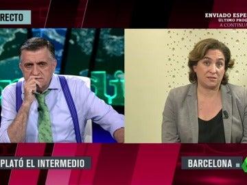 """Ada Colau: """"Los CIE son una anomalía democrática y un agujero negro de Derechos Humanos"""""""