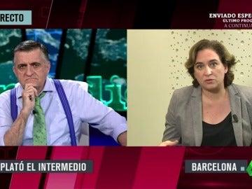 """Ada Colau: """"Esta política de extranjería racista cuesta centenares de millones de euros"""""""