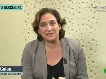 """Ada Colau responde a Sáenz de Santamaría: """"Nuestra obligación es cambiar las normas que vulneren los derechos de los ciudadanos"""""""