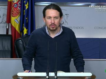 """Pablo Iglesias define  lo que pasa en España cuando gobierna el PP: """"Corrupción, ineficacia y rock and roll"""""""