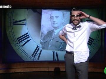 """Danerd: """"¡Viajeros del tiempo, Hitler y Franco no eran los únicos que jugaban con el reloj, Kim Jong-un también!"""""""