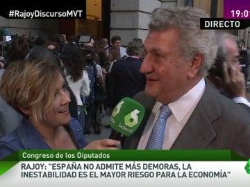 """Jesús Posada: """"Cospedal será ministra"""""""