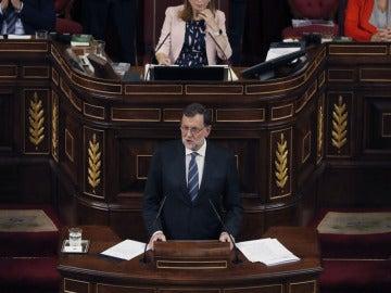 """Mariano Rajoy: """"Los ciudadanos pueden comprobar que no existe impunidad para la corrupción"""""""