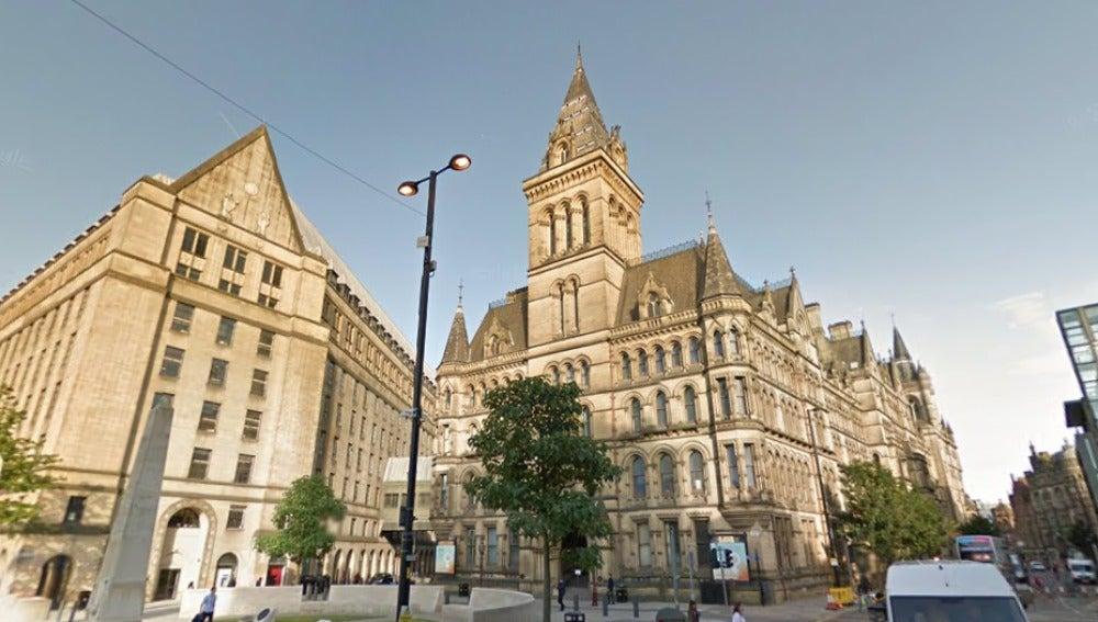 Imagen del Ayuntamiento de Manchester