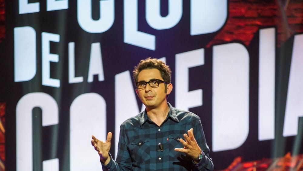 Berto Romero en El Club de la Comedia