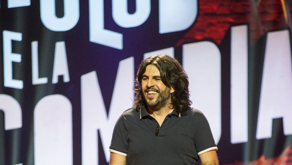 JJ Vaquero en El Club de la Comedia