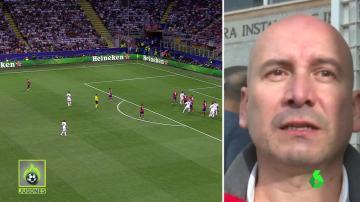 Un socio del Atleti denuncia a la UEFA por el gol de Ramos en Milán