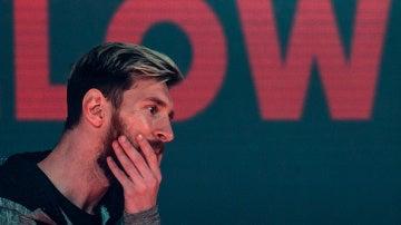 Messi no se pronuncia sobre su futuro