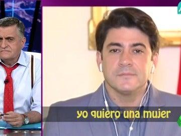 """¿Estaría escuchando esta canción el alcalde de Alcorcón durante su entrevista?: """"Quiero una mujer como la tele..."""""""