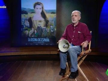 """Fernando Trueba 'dirige' El Intermedio: """"¡Wyoming, dime que confías en mí mirándome a los ojos!"""""""