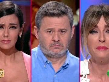 Cristina Pedroche, Anna Simon o Miki Nadal, ¿quién consigue llorar en menos de un minuto?