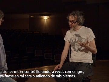 James Rhodes en Salvados
