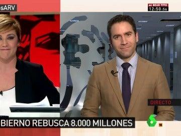 """Teodoro García, diputado del PP: """"Hemos hecho un trasvase de impuestos para que las familias paguen menos"""""""