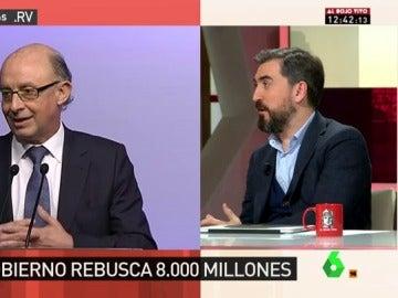 """Ignacio Escolar: """"¿Hay más populismo que bajar los impuestos en el año electoral y subirlos después de ganar las elecciones?"""""""