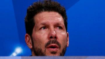 Simeone admite que entrenará al Inter