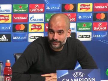 Guardiola explica su 'cobra' a Cesc