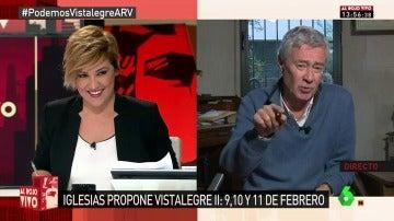 """Jorge Verstrynge, sobre la situación de Italia: """"A la casta no le gustan los referéndums, le tienen terror"""""""
