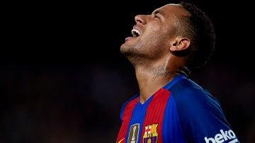 El Barça sospecha de Neymar