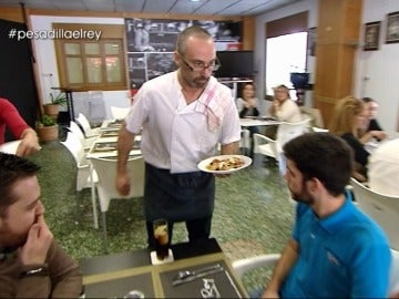 Juan Carlos en Pesadilla Rey