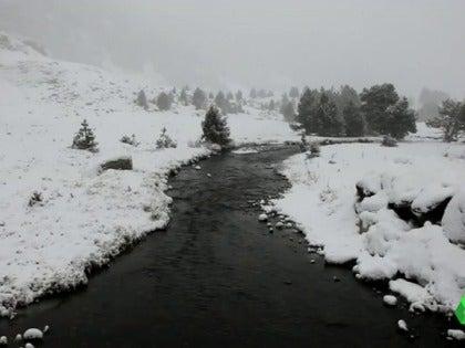 Frame 0.0 de: tiempo nevadas