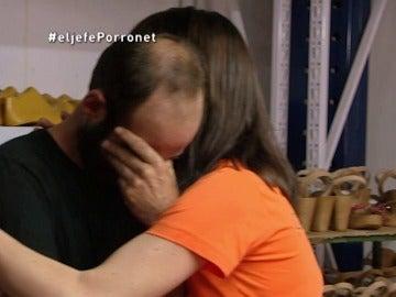 Ramón en El Jefe Infiltrado Porronet