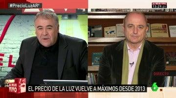 """Frame 1.347599 de: Miguel Sebastián, sobre la subida de la luz: """"Debería haber un pacto de todas las fuerzas políticas"""""""