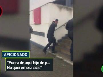 Frame 127.704988 de: El fichaje de Zozulya indigna a la afición del Rayo Vallecano por su supuesto pasado neonazi