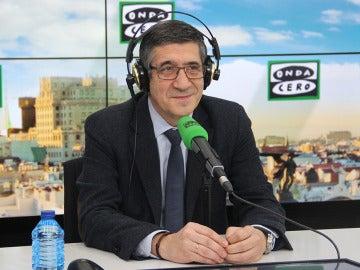 Patxi López en Onda Cero