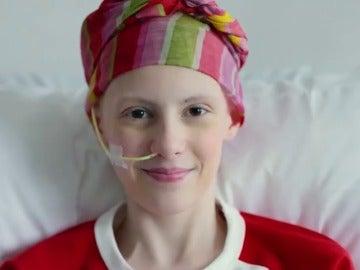 Frame 10.606666 de: '¡Resistiré!', el himno para los niños luchadores que pelean día a día por dejar KO al cáncer