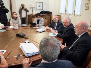 Reunión del pleno del Consejo Fiscal