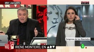 """Frame 6.307289 de: Irene Montero: """"Con los precedentes de Soria merece la pena investigar si ha habido un delito de cohecho"""""""