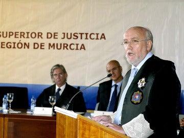 López Bernal en una imagen de archivo